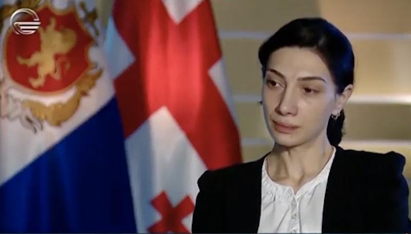 Мариана Чолоян приговоренная по делу о смерти 15-летнего Луки Сирадзе, освобождена досрочно
