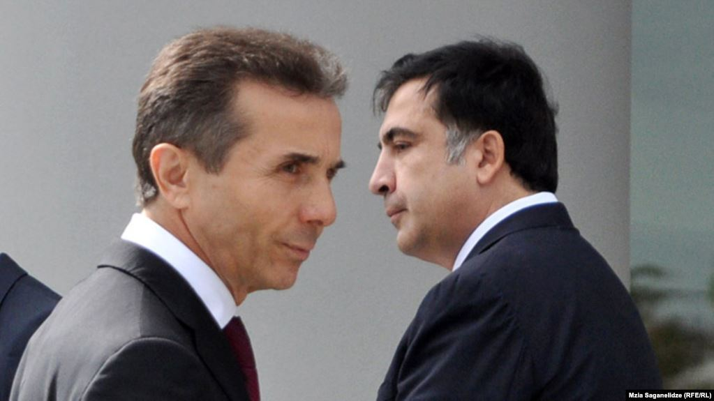 Саакашвили назвал парламент «будкой Иванишвили»