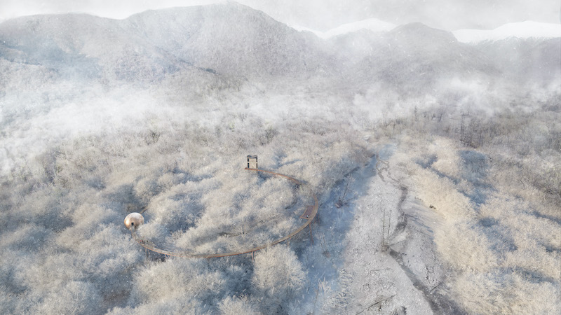 ლაგოდეხის ნაკრძალში ხის კენწეროების ბილიკის პროექტირების სამუშაოები დასრულდა – სააგენტო