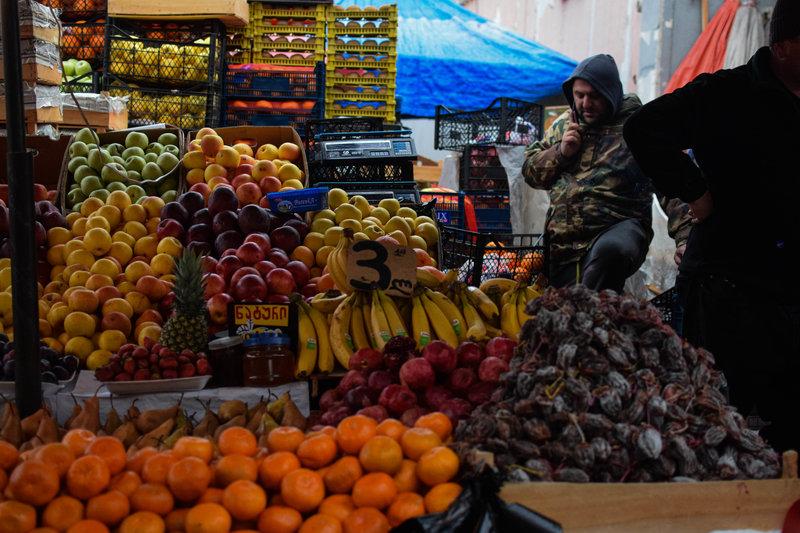 ბაზარი, ხილი