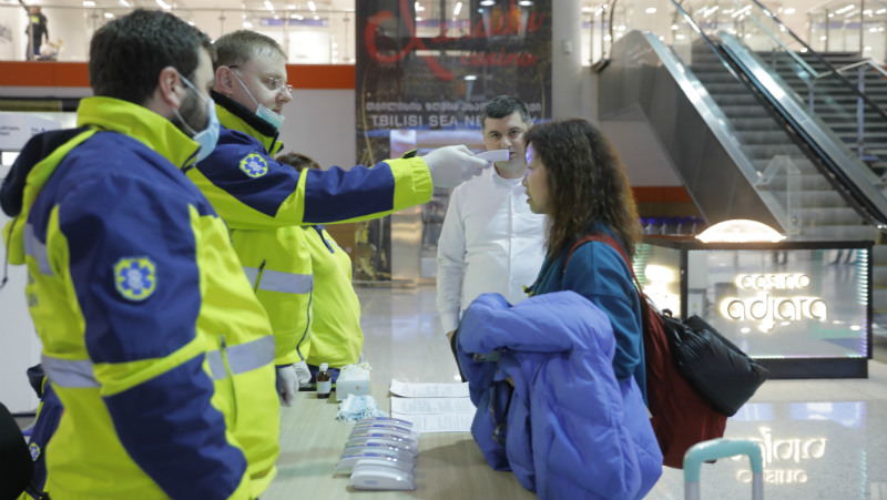 Приехавшие из-за границы граждане Грузии смогут пройти карантин дома