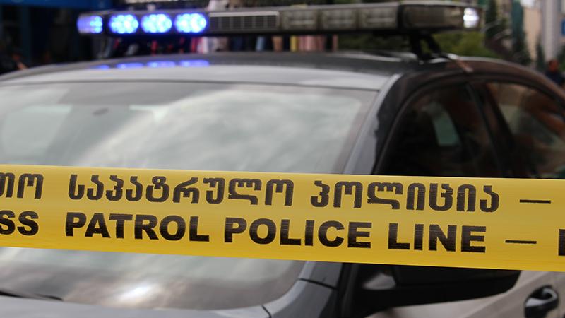 В Телави арестован обвиняемый в умышленном убийстве
