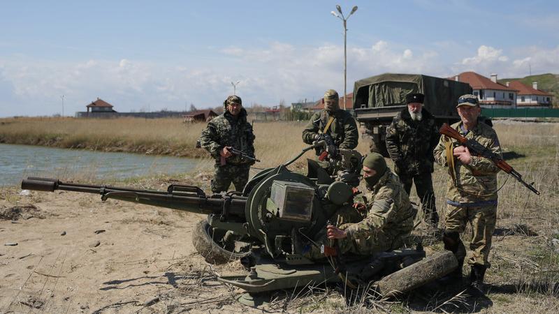 Генштаб Украины: за сутки Россия 15 раз нарушила соглашение о прекращении огня