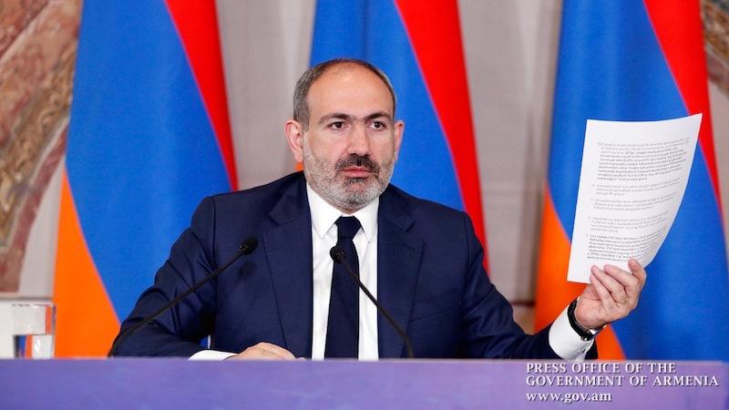 Пашинян изменил мнение об «Искандерах»: «российское оружие — одно из лучших в мире»