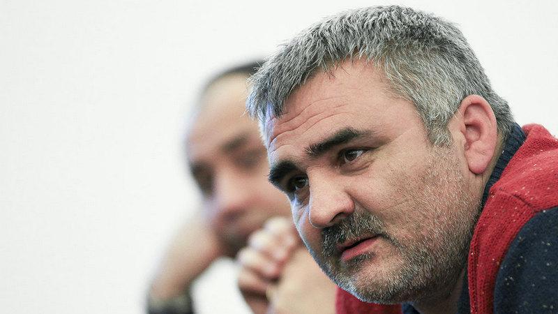 Афган Мухтарлы находится в Грузии