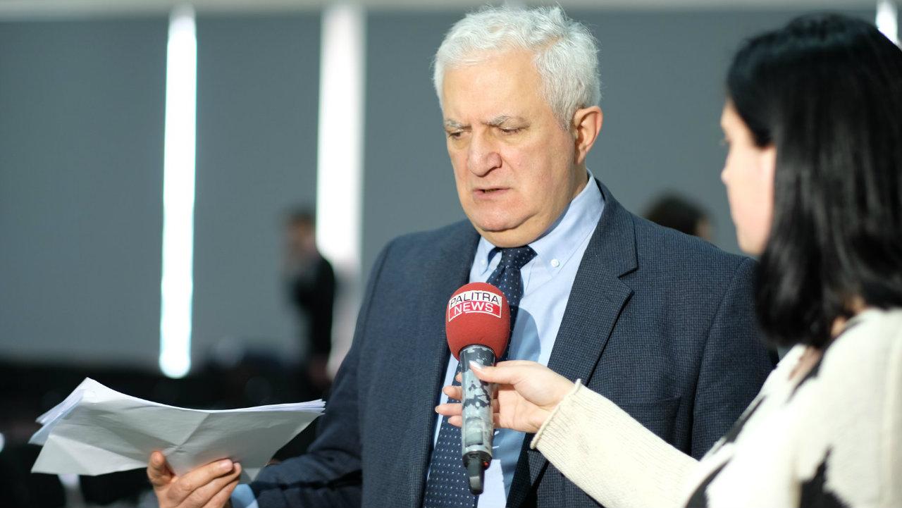 Гамкрелидзе призвал работодателей поощрять вакцинацию среди сотрудников