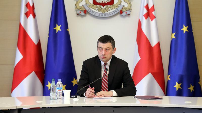 Премьер Грузии: пандемия не помешает проведению выборов