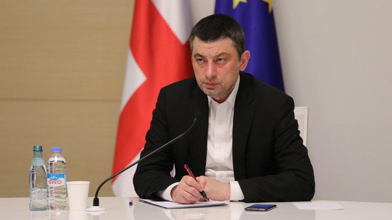Премьер Грузии: наша цель — вакцинировать минимум 60% населения до конца 2021 года