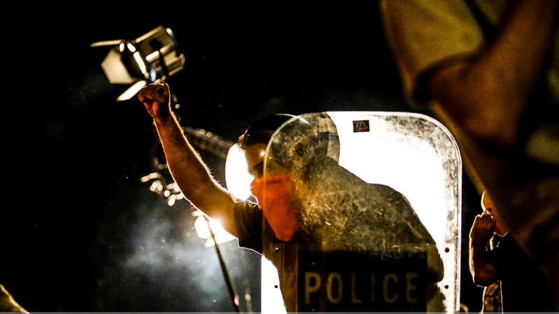 Пострадавшие демонстранты выступают против законопроектов «Об амнистии»