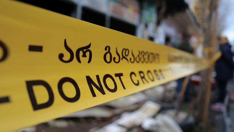 В результате взрыва в Гардабани погиб подросток