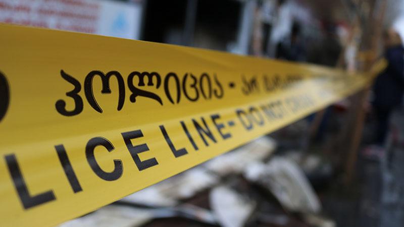 В Тбилиси задержан обвиняемый в нападении на сотрудника супермаркета