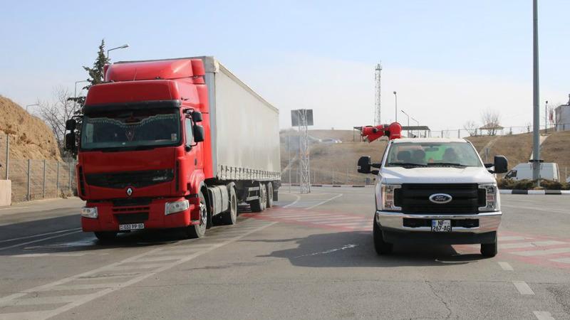 Посольство Армении: В Грузии совершено нападение на армянские грузовики