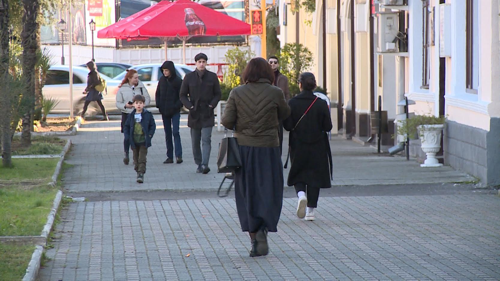 В Грузии озвучили призыв к властям начать прямой диалог с абхазской стороной
