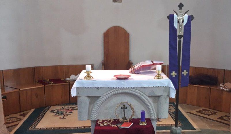 კათოლიკე ეკლესია საქართველოში ზიარების წესს ცვლის