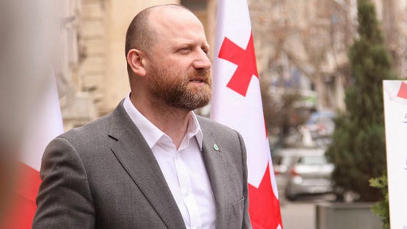 Зураб Джапаридзе обратился в парламент с заявлением об аннулировании депутатского мандата