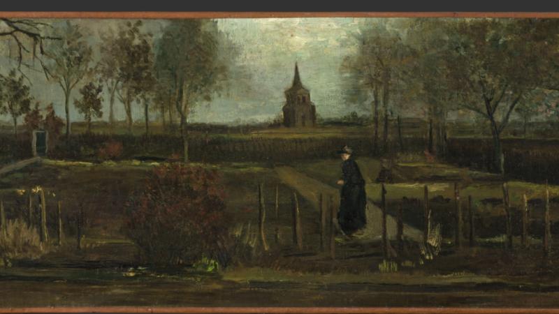 ნიდერლანდებში მუზეუმიდან ვან გოგის ნახატი მოიპარეს