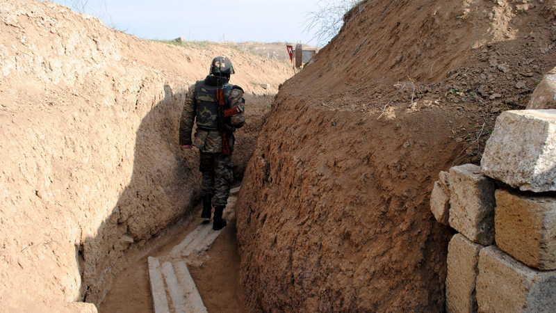 Конфликт в Карабахе: военные действия продолжаются