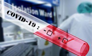 В Аджарии выявили 124 новых случая коронавируса