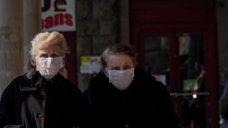 В Грузии в 2021 году количество штрафов за ношение маски увеличилось почти втрое