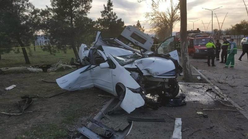 კახეთის გზატკეცილზე ავარიას ერთი ადამიანი ემსხვერპლა