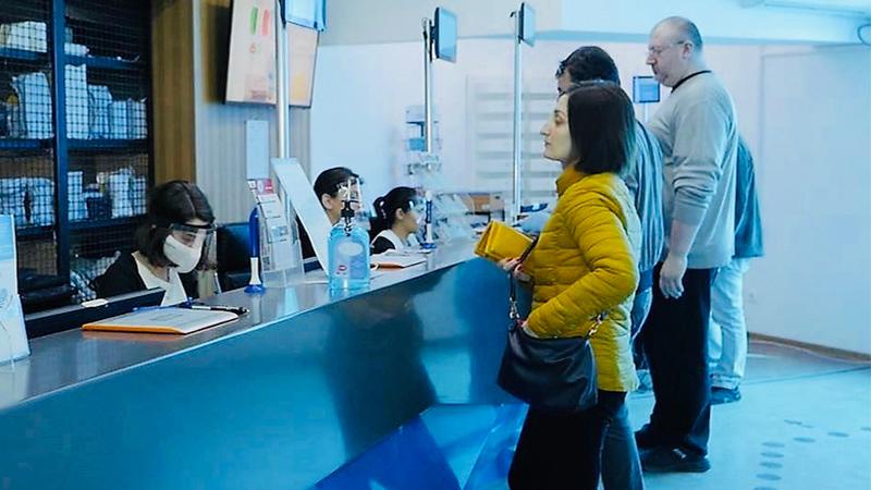 ბილაინის სიმ ბარათის შეძენა საქართველოს ფოსტის 81 სერვისცენტრში, ქვეყნის მასშტაბითაა შესაძლებელი