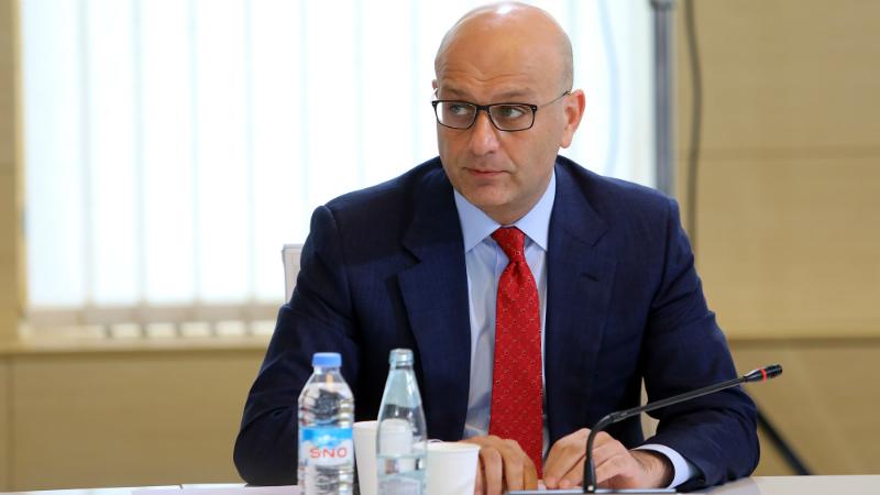 Бывший глава Минфина Грузии назначен гендиректором компании «IDS Borjomi Georgia»