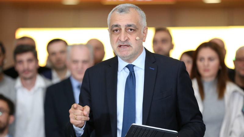 Хазарадзе: в 2022 году можно провести внеочередные выборы