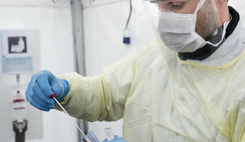 В Грузии от ковида скончались два пациента