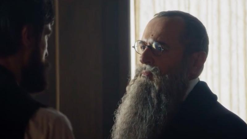 მერაბ ნინიძე Netflix-ის ახალ სერიალში ფროიდის მასწავლებლის როლს ასრულებს