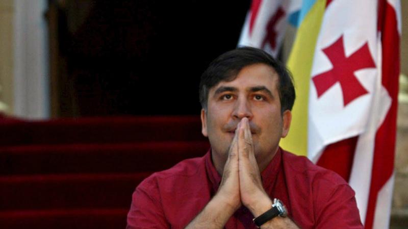 Саакашвили: Я возвращаюсь!