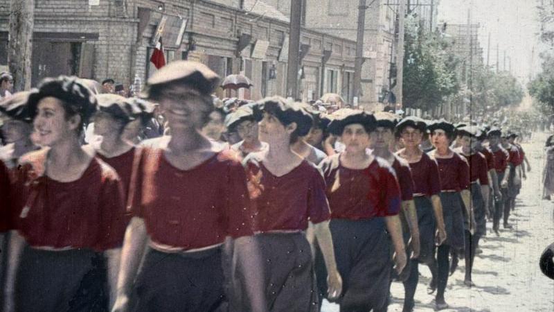 """""""შევარდენი"""" – მივიწყებული სპორტული საზოგადოება 26 მაისის ცნობილი ფოტოდან"""