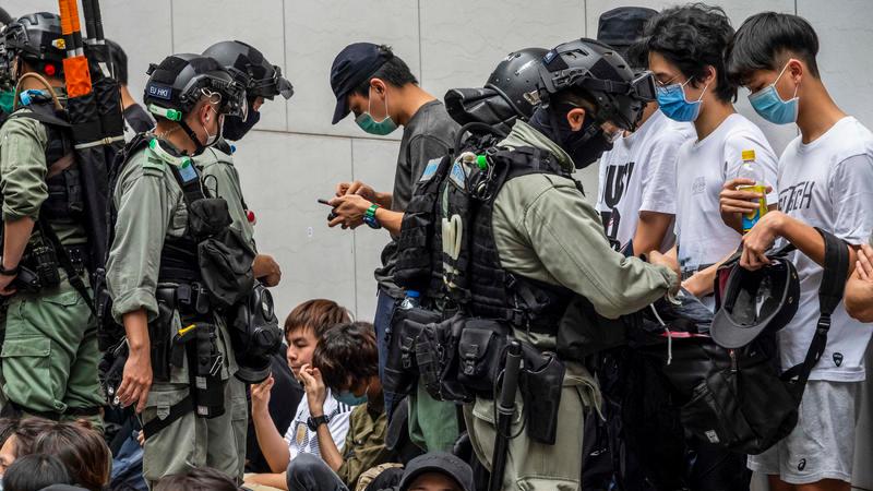 ჩინეთმა ჰონგ კონგის ავტონომიის შეზღუდვა დაიწყო