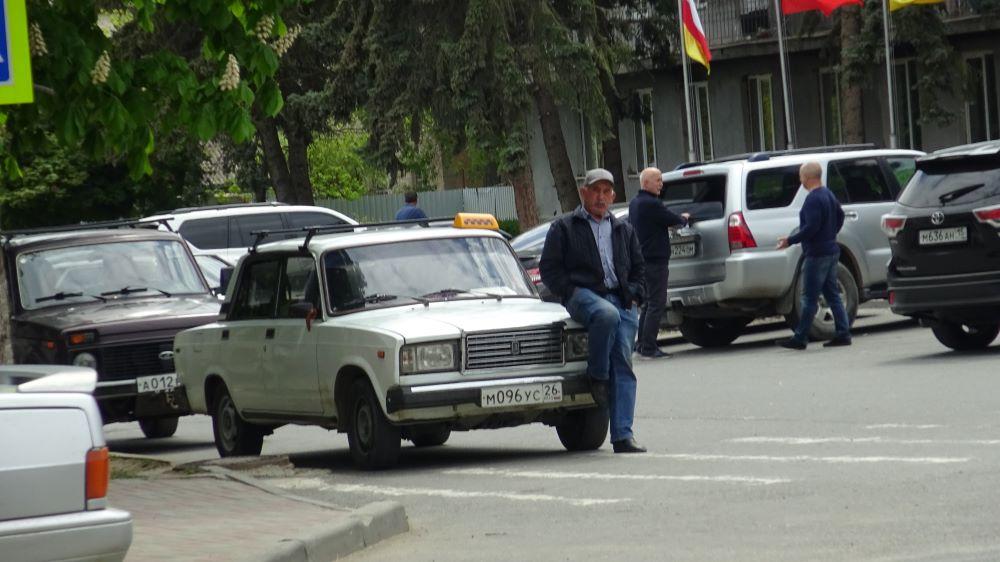 Цхинвали предлагает жителям Ахалгори сдать грузинские автомобильные номера