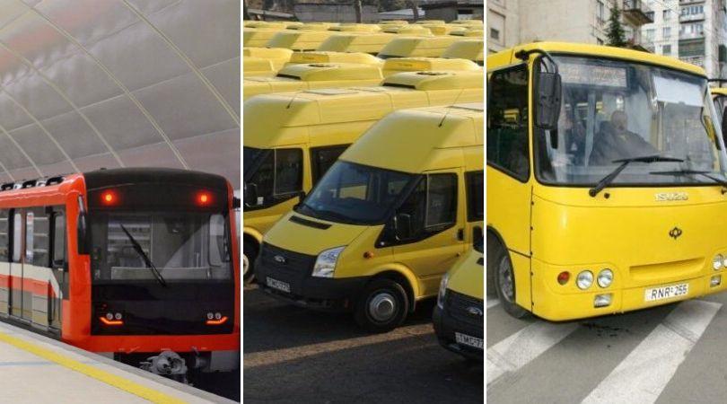 Общественный транспорт Тбилиси возобновит работу с 1 марта