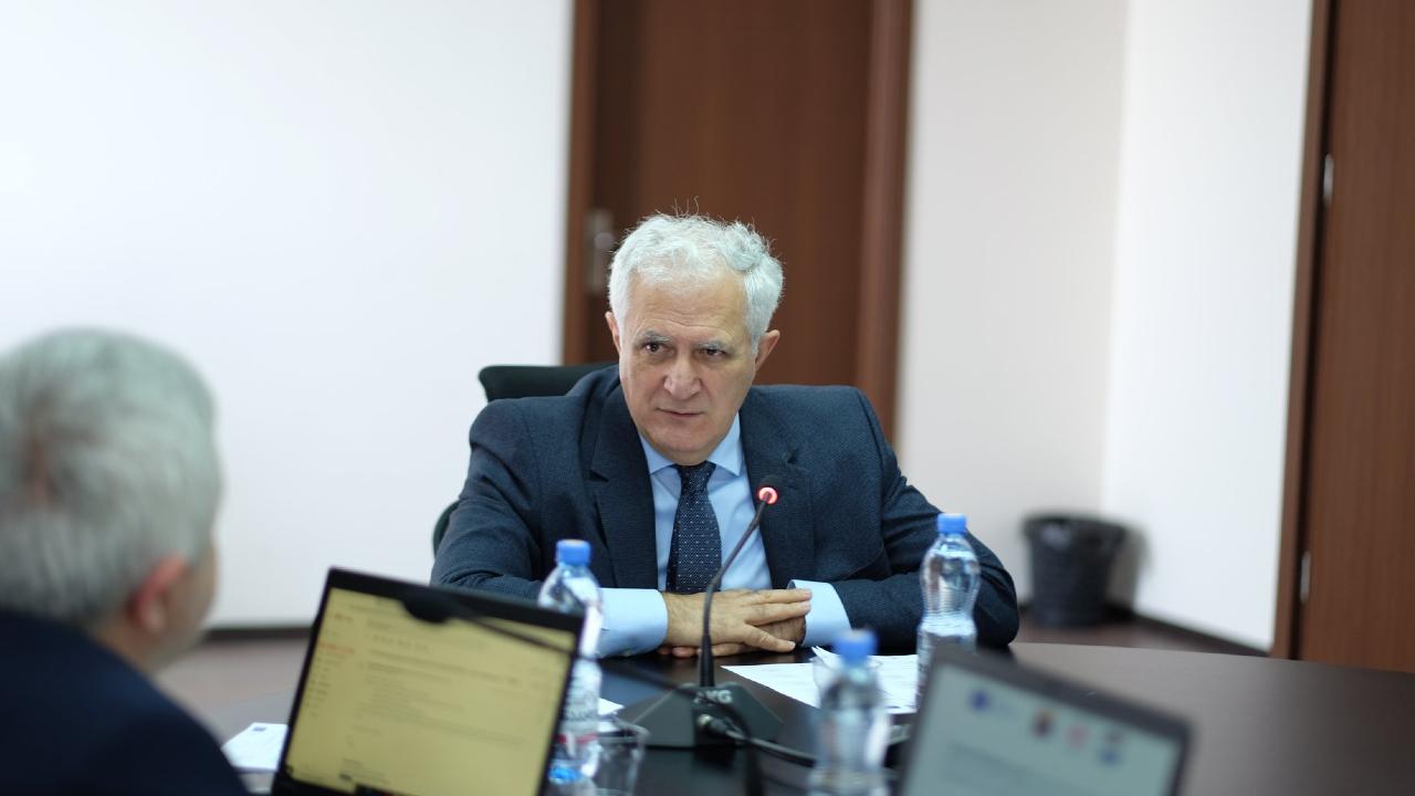 Главный эпидемиолог Грузии обратился к общественности