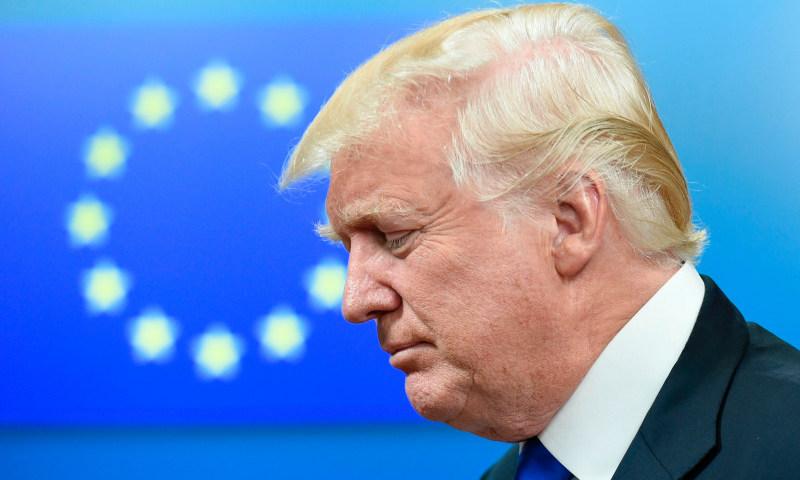 EU აშშ-ს მოუწოდებს, WHO-დან გასვლის გადაწყვეტილებას გადახედოს