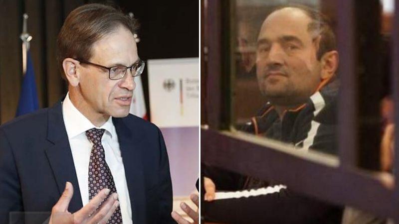 Арестованный Руруа в соглашении не упоминался — посол ФРГ
