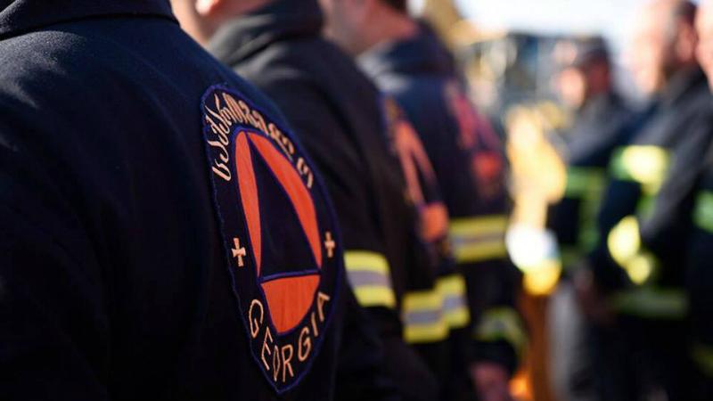 COVID-19: в Грузии инфицированы 173 пожарников