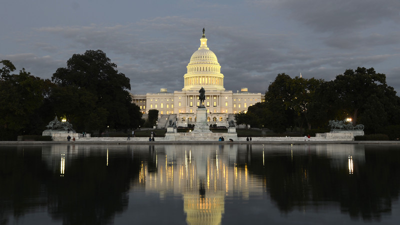 В резолюции Сената США говорится о возможности введения условий для оказания помощи Грузии