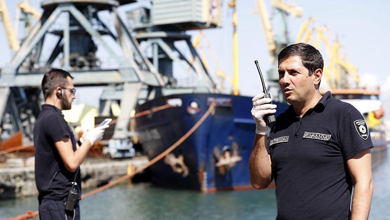 საერთაშორისო საზღვაო გადაზიდვების ფარგლებში, ფოთის პორტში, 3 030 ტონა ხორბლით დატვირთული გემი შემოვიდა