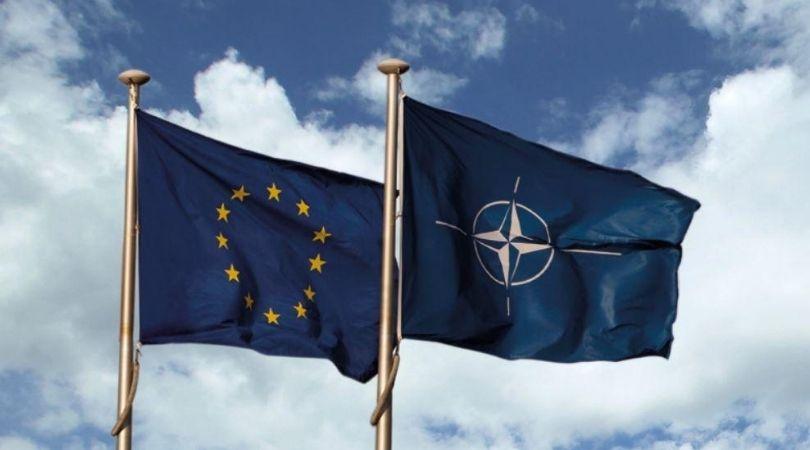 ნატოსა და ევროკავშირის მხარდაჭერა 5-6%-ით შემცირდა – NDI