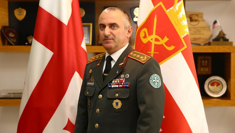 В Грузии выступили с инициативой создать совместное командование в Черном море