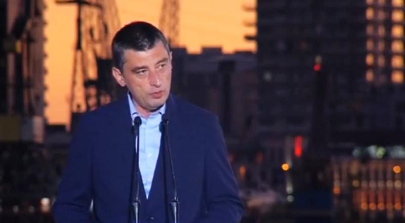 Премьер Грузии анонсировал представление нового плана деоккупации страны