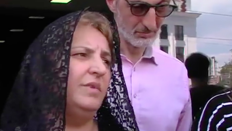 Мать погибшей Тамар Бачалиашвили объявила голодовку