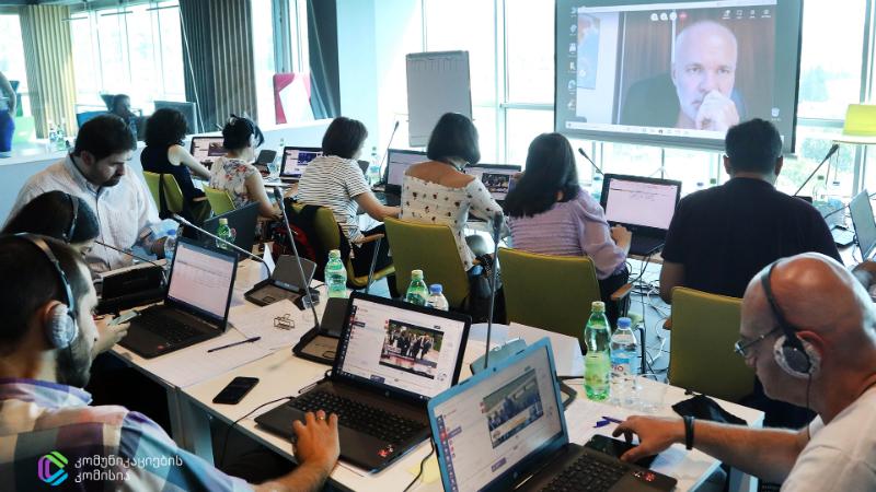 Комиссия по коммуникациям начнет проводить медиа-мониторинг