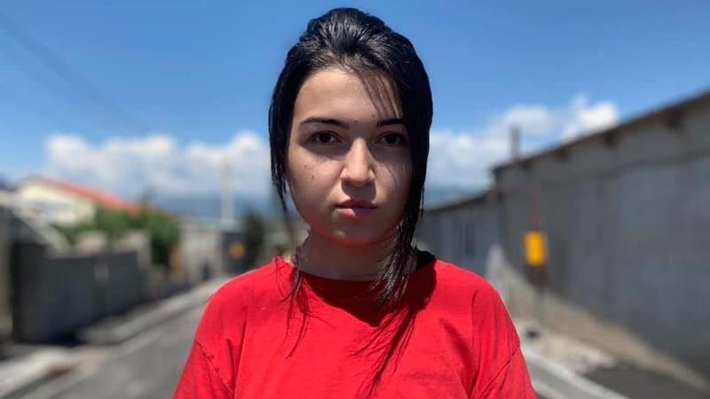 21-летняя девушка, создает специальное пространство для молодежи