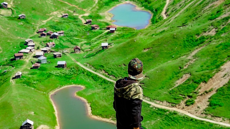 შუამთის ტბები და 3 ახალი საშემოდგომო მარშრუტი აჭარის მთიანეთში