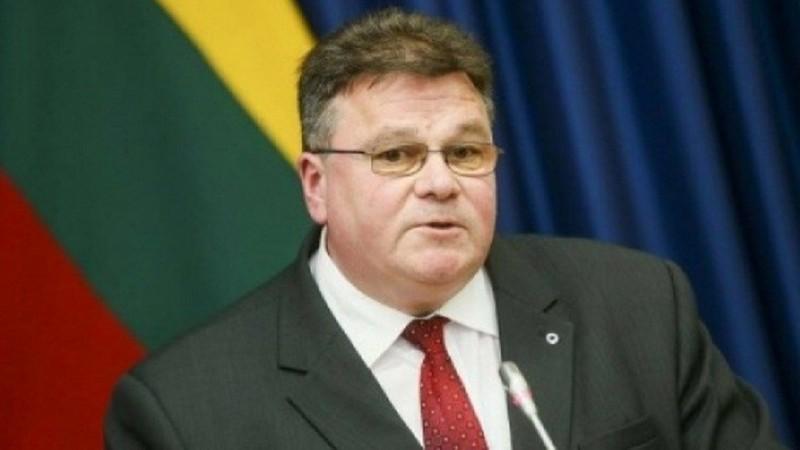 Бывший глава МИД Литвы: Грузия и Украина должны получить MAP