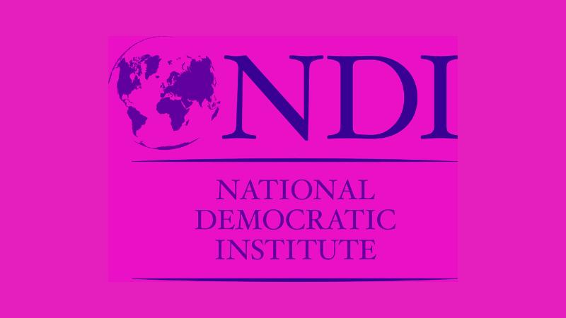 NDI: некоторые вопросы, связанные с доверием к выборам, остаются вызовом