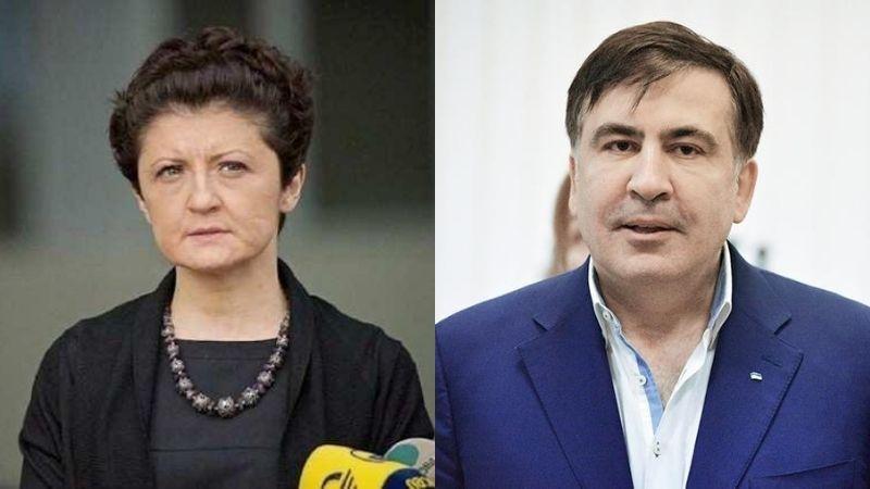 Министр: Саакашвили — обычный инфантильный криминал